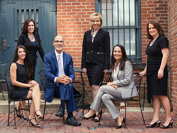 Rinehardt Law Firm Team