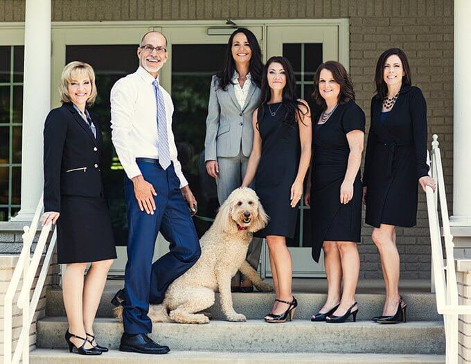 Rinehardt Law Firm Group Photo
